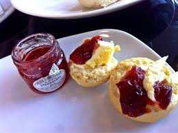 Cream tea deprived