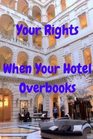 Complaining about hotels you rights and how best to complain