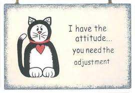 You need the adjustment
