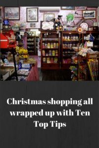 Tips for Christmas shopping