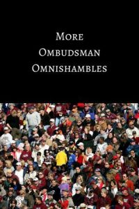 More Ombudsman Omnishambles crowds of people